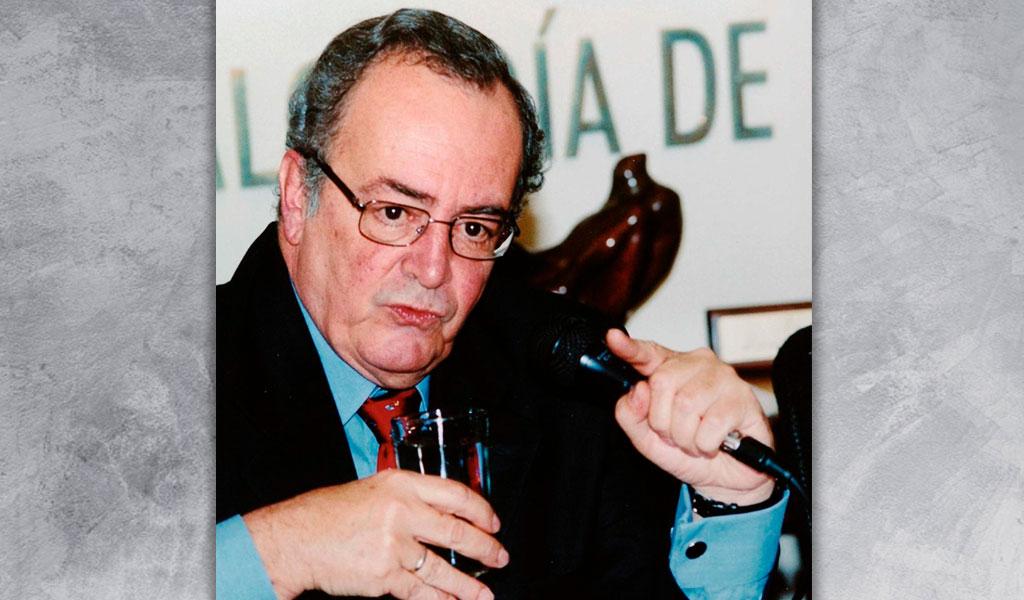 Juan Felipe Gaviria, un hombre de principios intachables