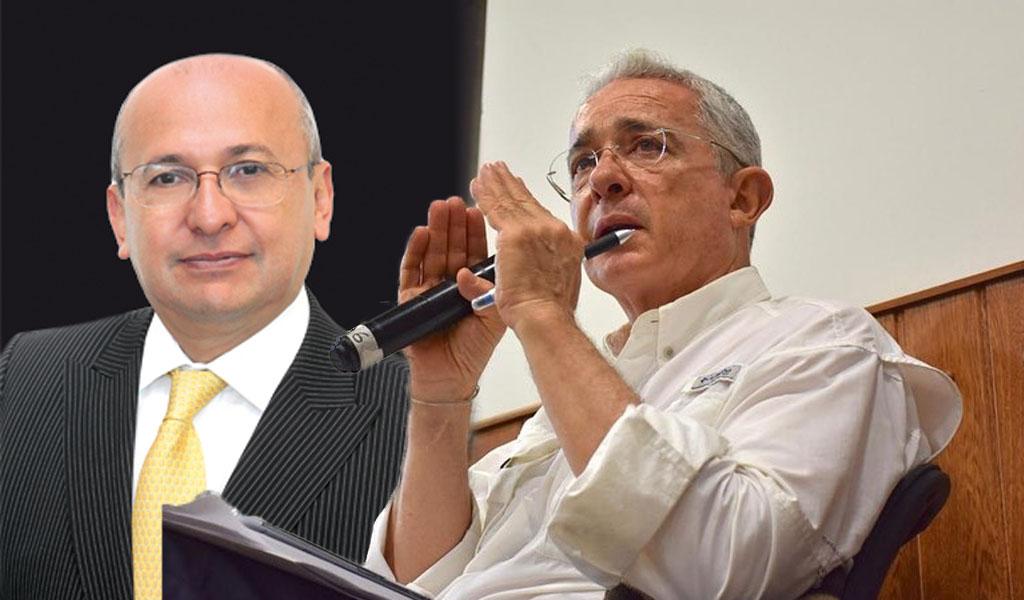 Exfiscal Montealegre a declarar en caso contra Uribe