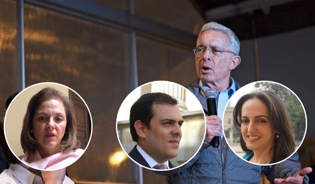 Centro Democrático rechaza indagatoria a Uribe