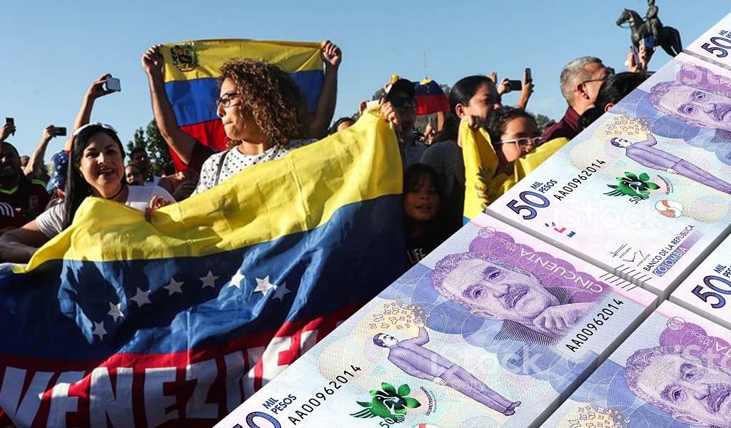 Venezolanos, Venezuela, salario mínimo, comer, básico, crisis