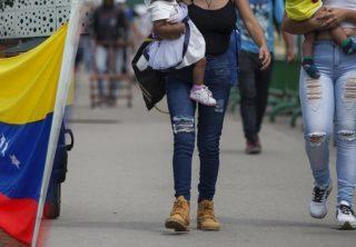Millones de dólares para ayudar a migrantes venezolanos