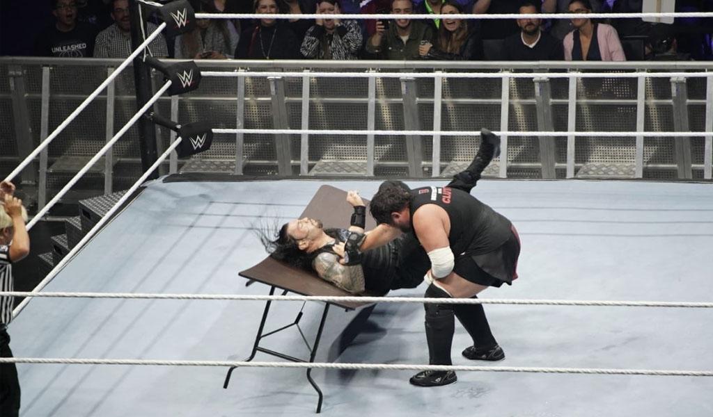 Lo que dejó el WWE Live en Bogotá