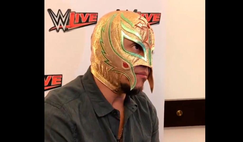 Rey Mysterio, WWE