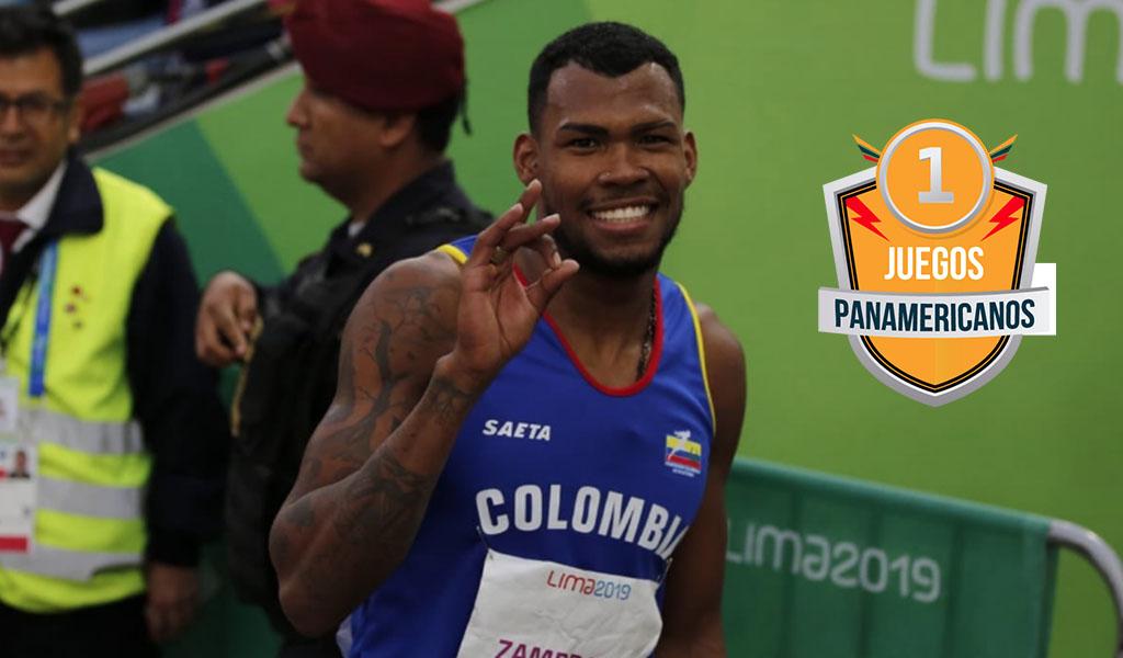Colombia sigue brillando en los Panamericanos