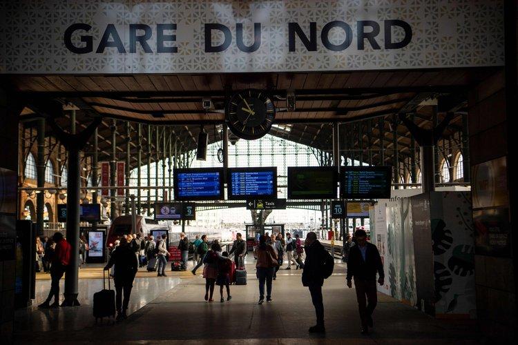 Llaman 'indecente' plan para renovar estación parisina