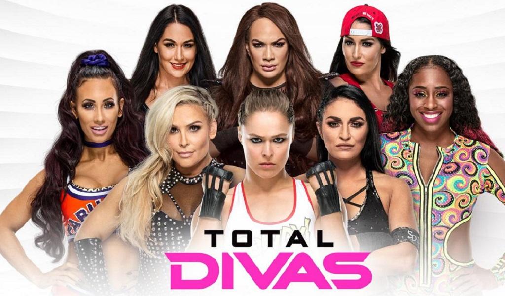 luchadora, WWE, Total divas