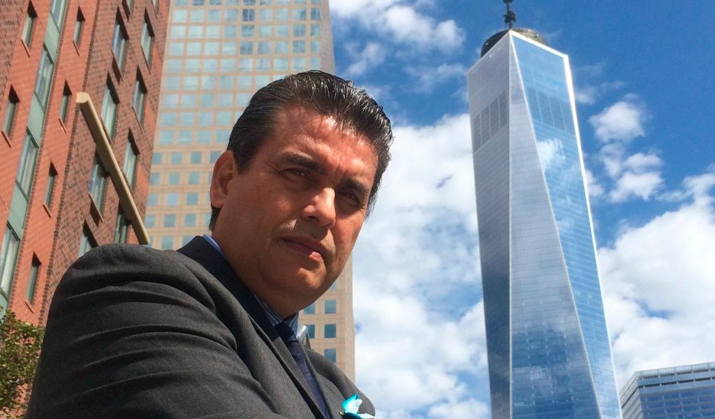 El barrendero que salvó cientos de vidas en las Torres Gemelas