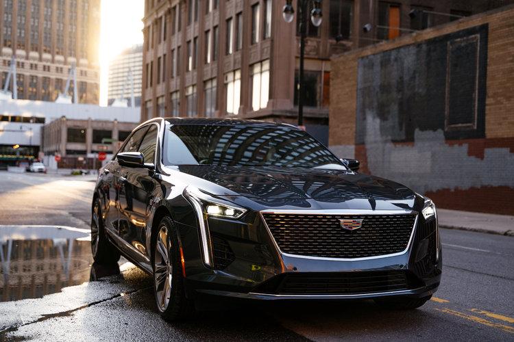 Cadillac quiere usar tecnología para volver a ser líder