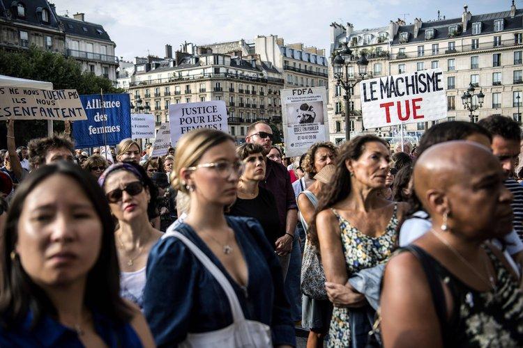 Una mujer es asesinada en Francia cada tres días