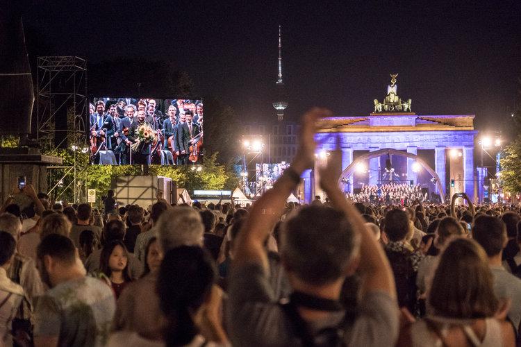 """El 'antidirector"""" de la Filarmónica de Berlín"""