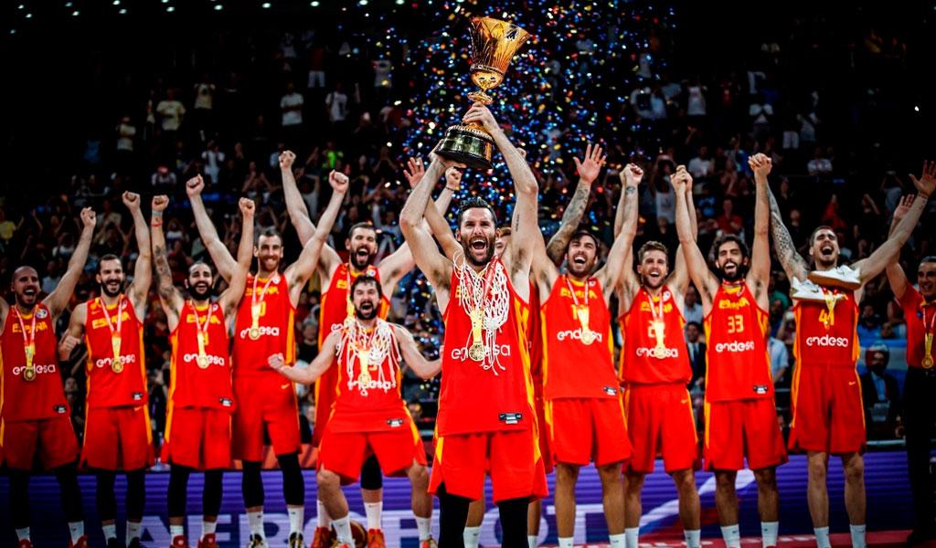 Mundial, baloncesto