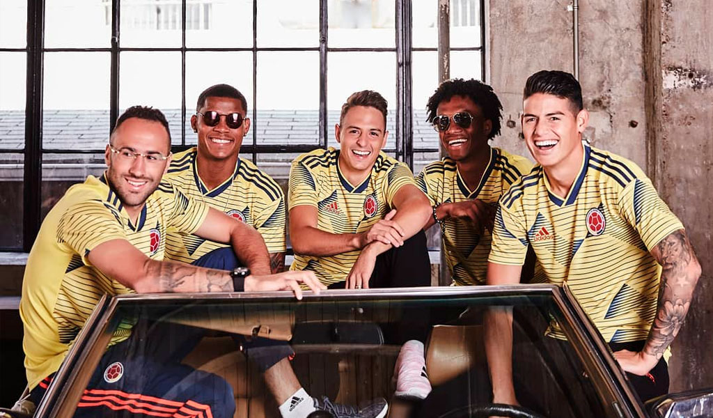 ¿Adidas seguirá vistiendo a la Selección Colombia?