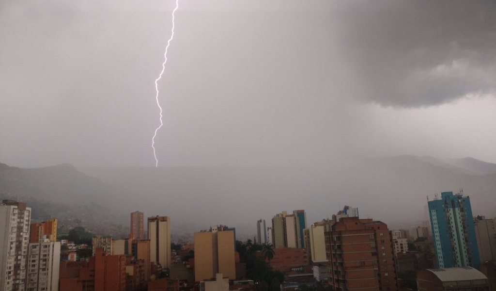 Recomendaciones ante temporada de lluvias en Medellín