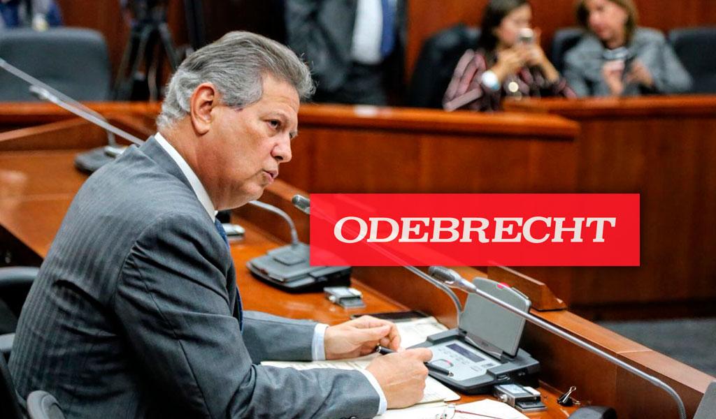 Antonio Guerra: acusado de cuatro delitos por Odebrecht