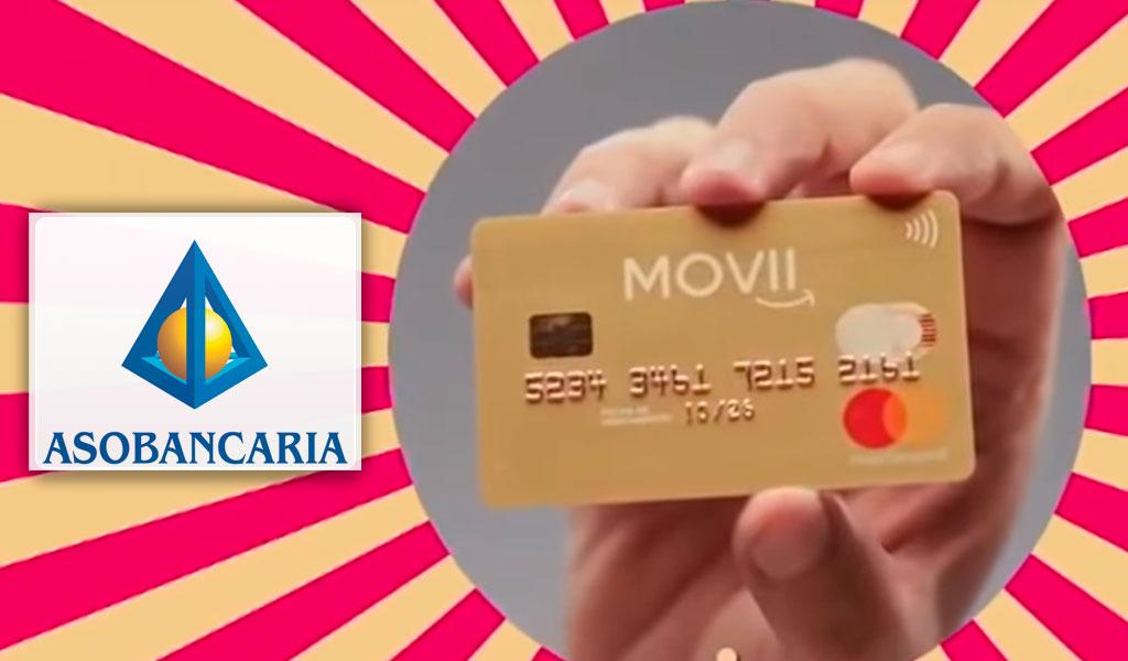 """Publicidad de Movii es """"engañosa"""": Asobancaria"""