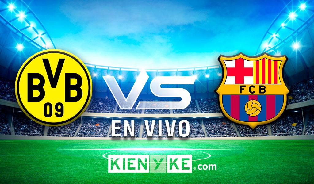 Borussia Dortmund, Barcelona