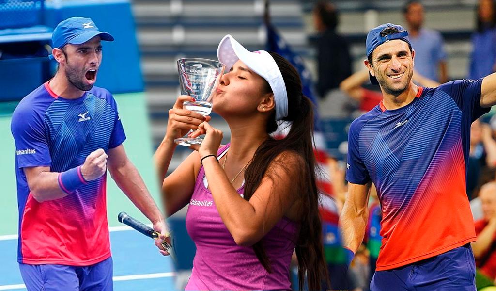 Tenistas colombianos en el ranking ATP y WTA