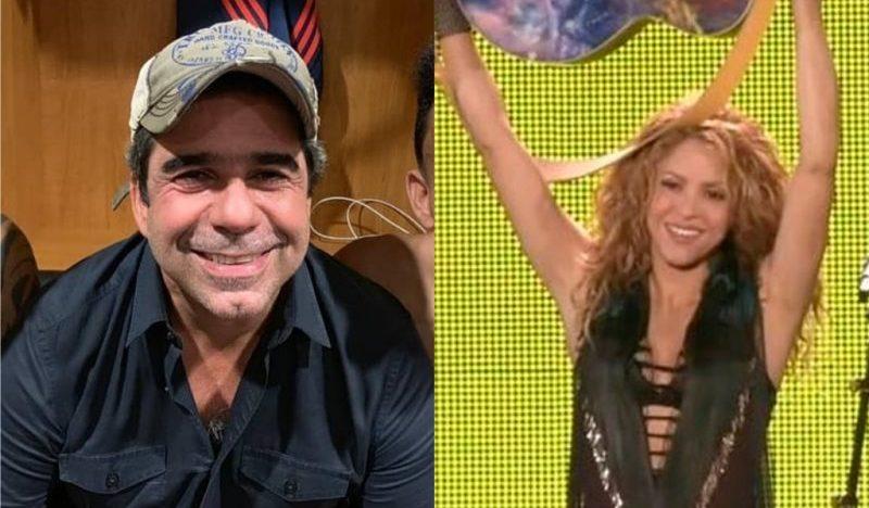 """Nos llenas de orgullo"": Alejandro Char a Shakira"