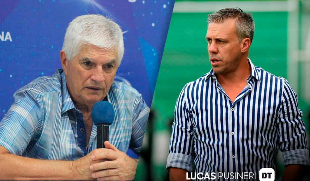 Altas y bajas de entrenadores en Colombia