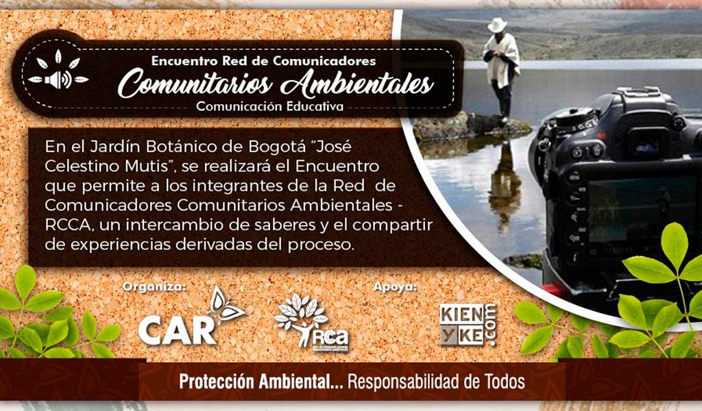 Red de Comunicadores Comunitarios Ambientales