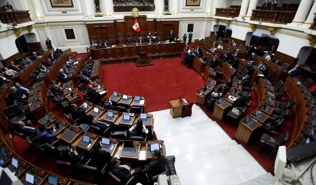 Órgano electoral de Perú convoca elecciones legislativas