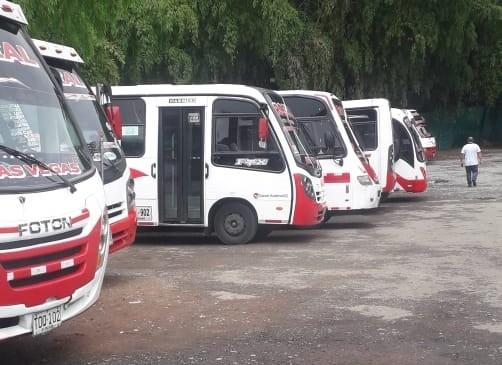 20.000 personas afectadas por paro de buses en Envigado