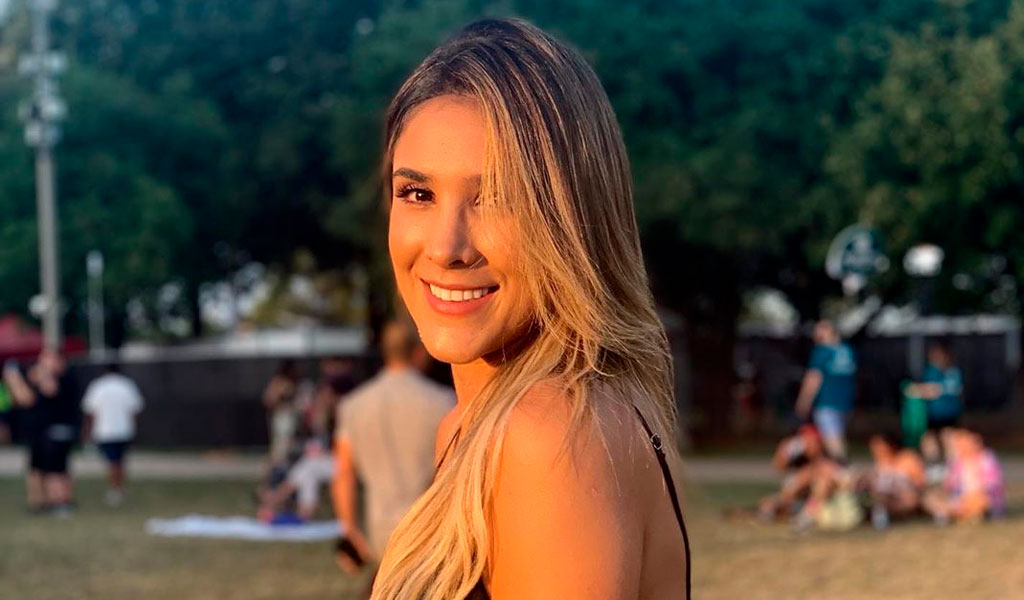 "Daniela Ospina responde a críticas por ""axila negra"""