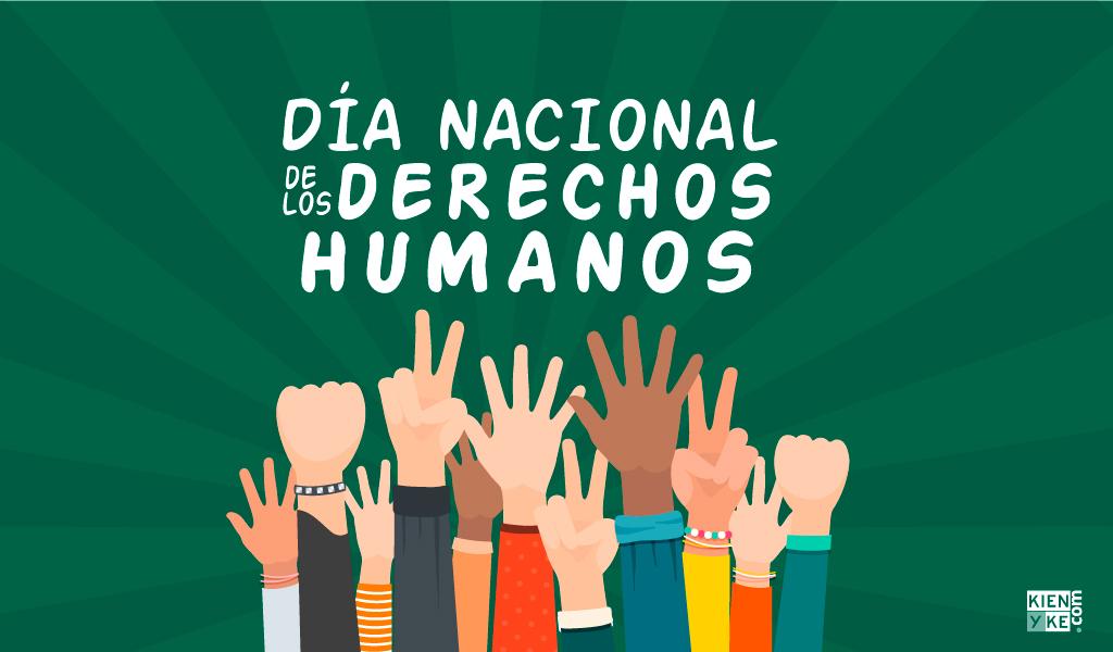 Día Nacional de los Derechos Humanos