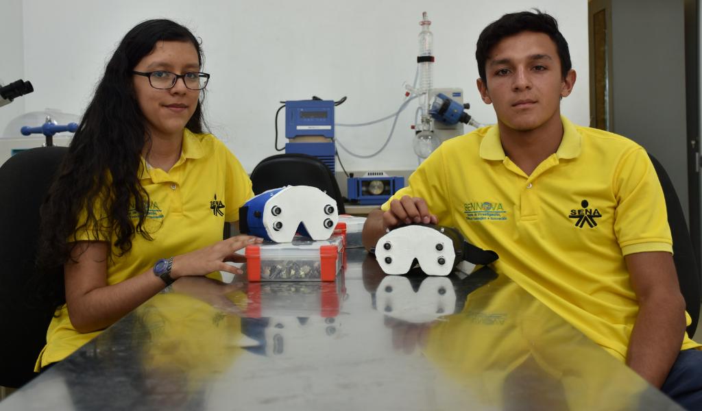 Aprendices del Sena representarán a Colombia en Abu Dhabi