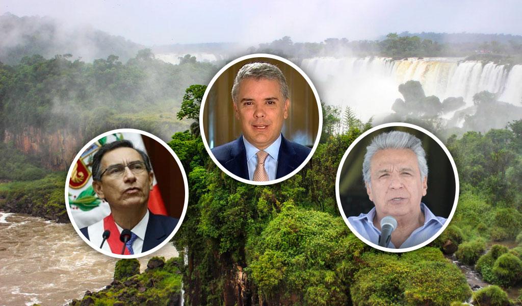 'Pacto por la Amazonía' se concertará en Leticia