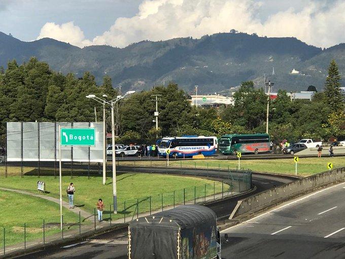EN VIVO: En detalle segundo día de paro de transportadores