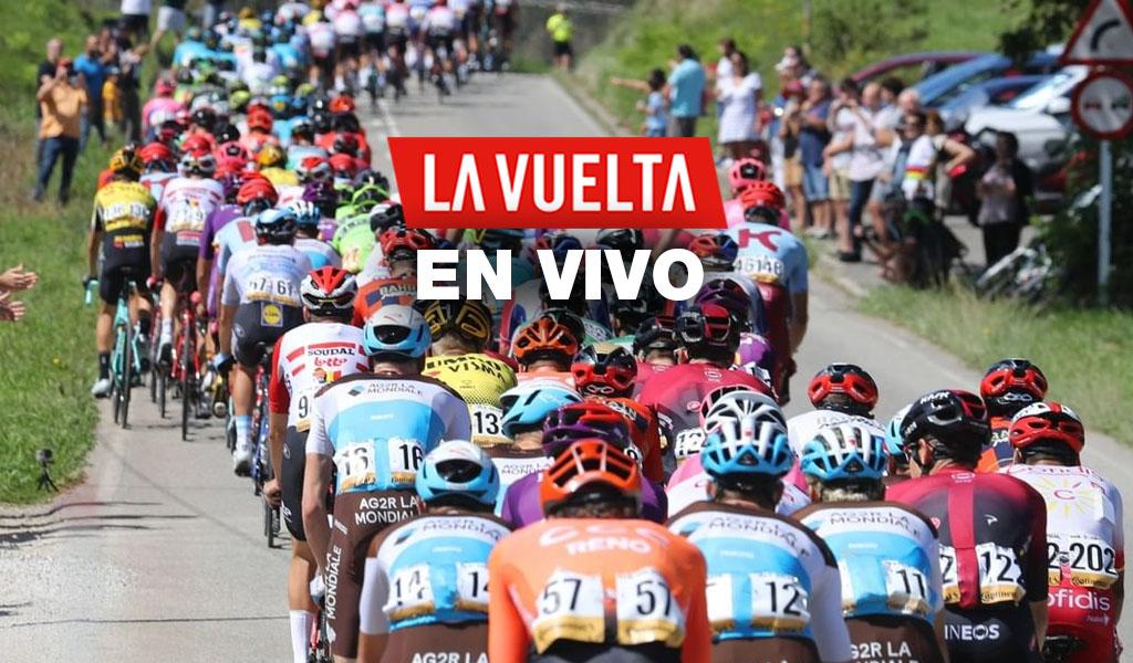 Sepp Kuss se quedó con la etapa 15 de La Vuelta