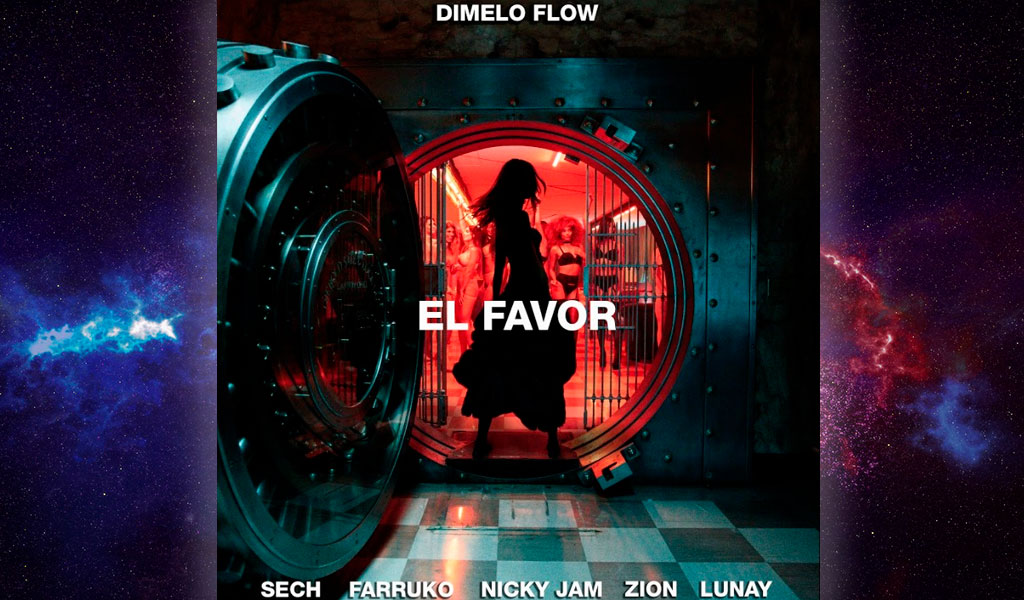 Dimelo Flow, Nicky Jam y Farruko le dan vida a 'El Favor'