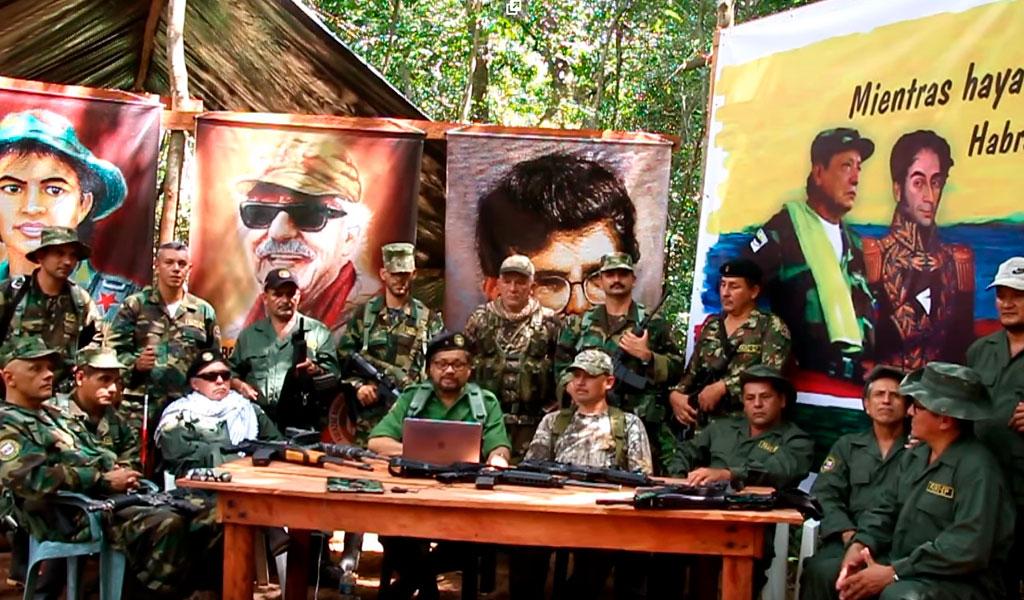Partido político clandestino anuncia Márquez