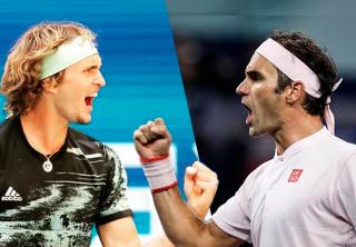 La cancha donde jugarán Federer y Zverev en Bogotá