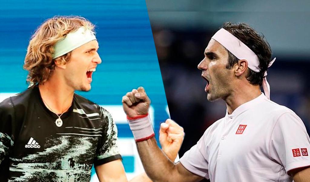 Zverev vs. Federer en Bogotá
