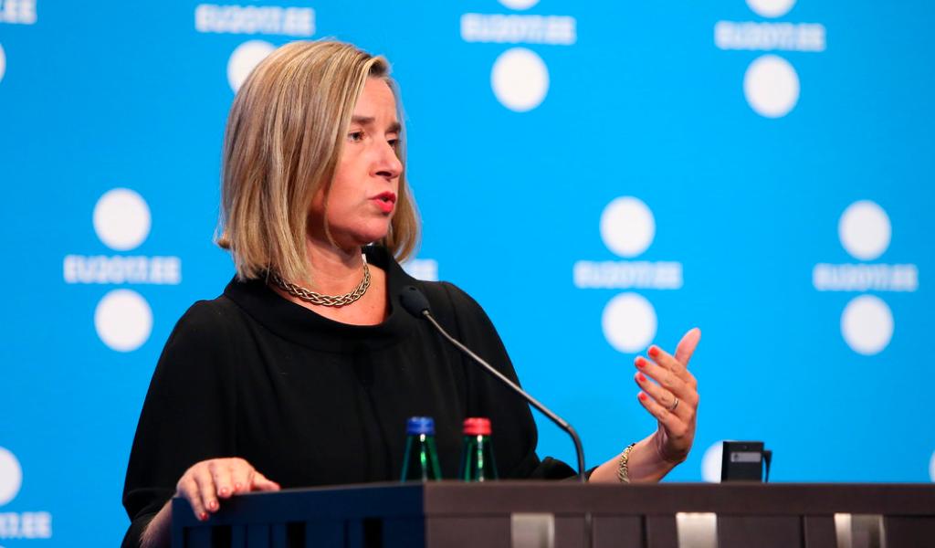¿A qué viene Federica Mogherini a Colombia?