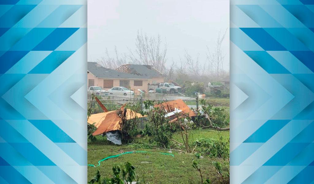 Colombianos en Bahamas están a salvo