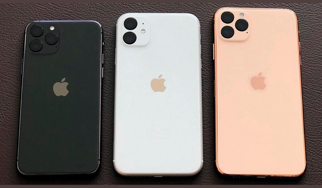 Estos son los precios de los nuevos iPhone