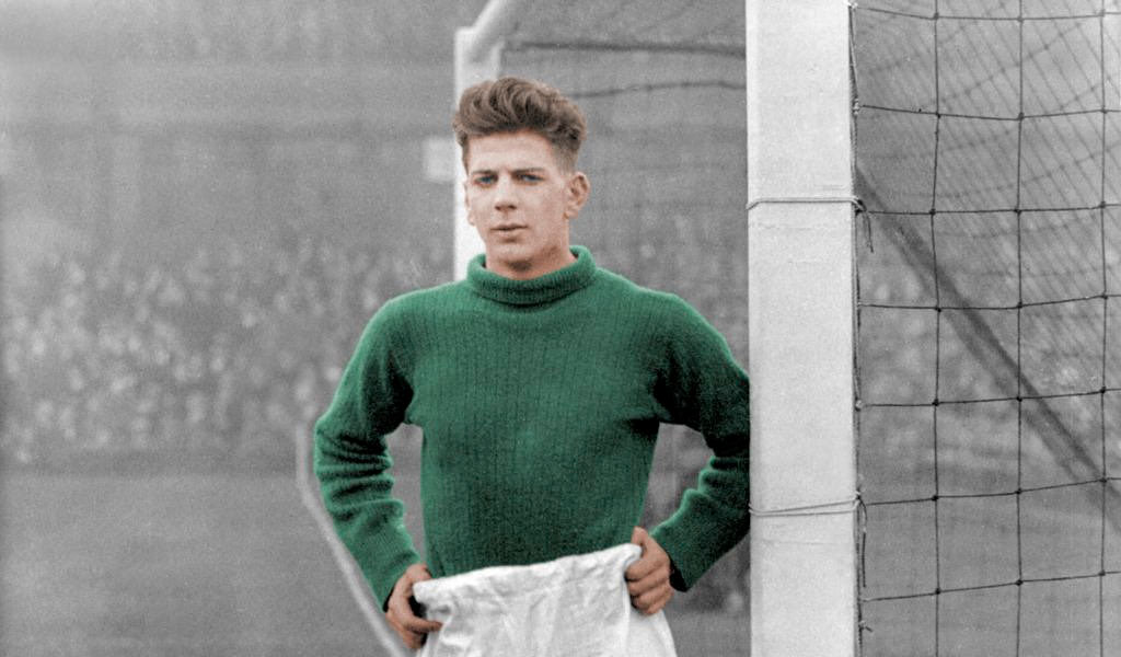John Thomson, el futbolista que murió jugando un partido