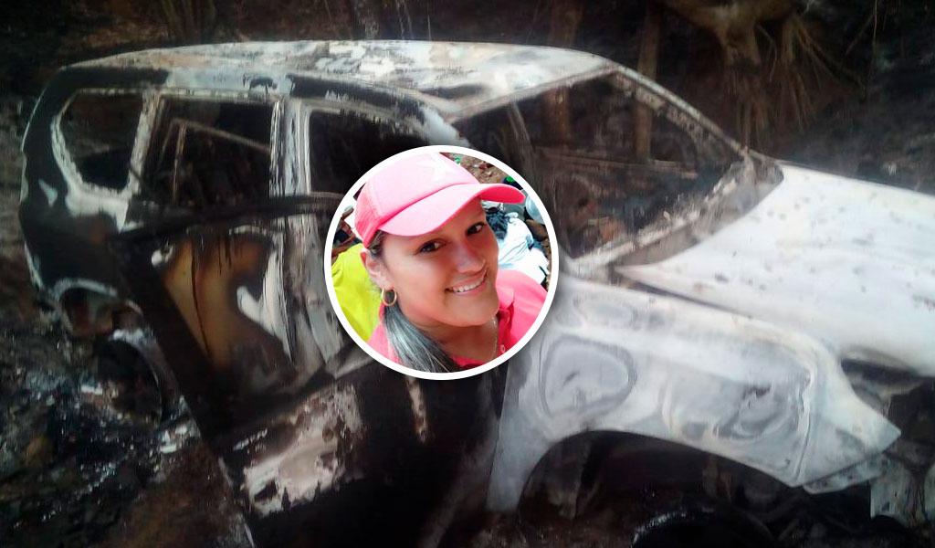 ¿Por qué asesinaron a Karina García?