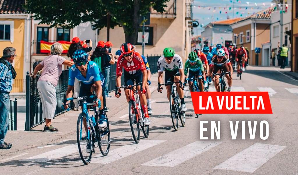 Cavagna conquista la etapa 19 de La Vuelta a España