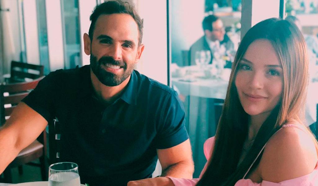 La tierna dedicación que recibió Lina Tejeiro de su novio
