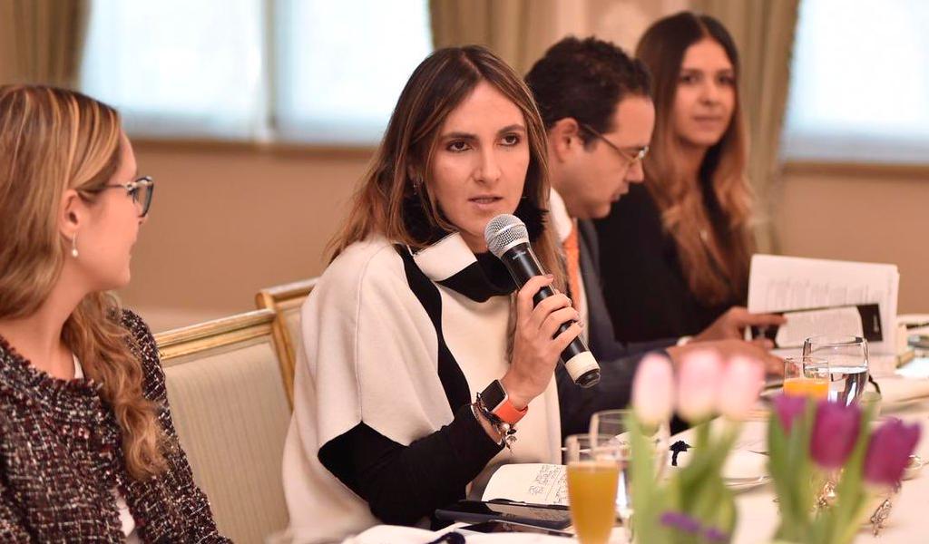 María Paula Correa, nueva jefe de Gabinete de Duque