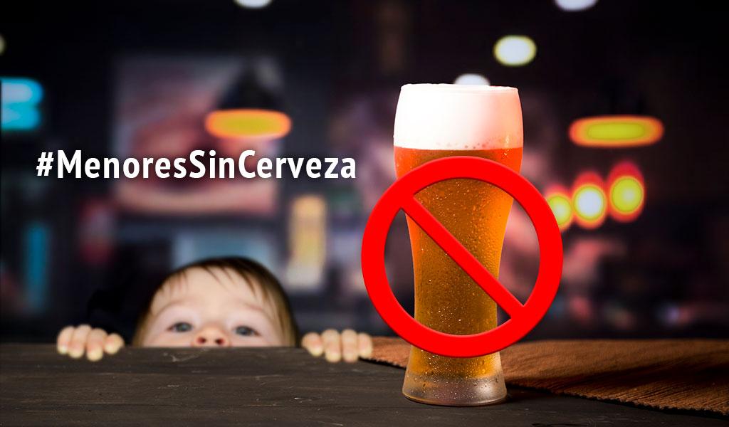 Bavaria rechaza consumo de alcohol en menores