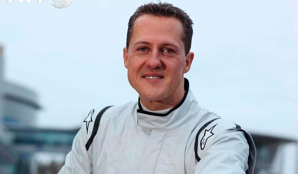 Michael Schumacher comenzó un nuevo tratamiento en París