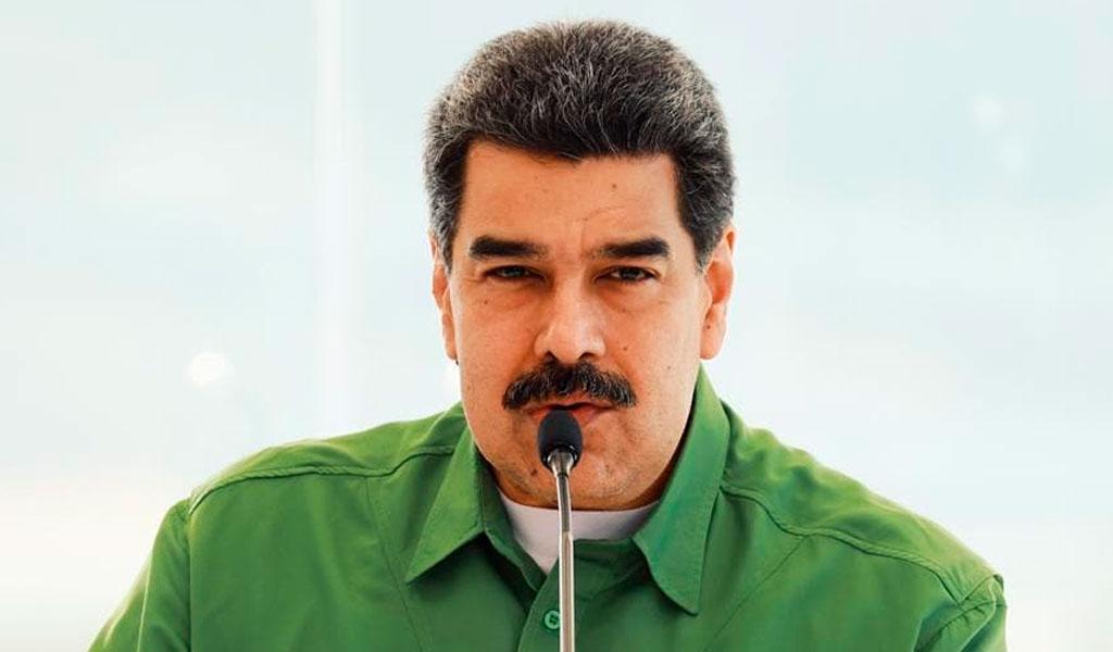 """""""Colombia prepara actos de provocación en la frontera"""": Maduro"""