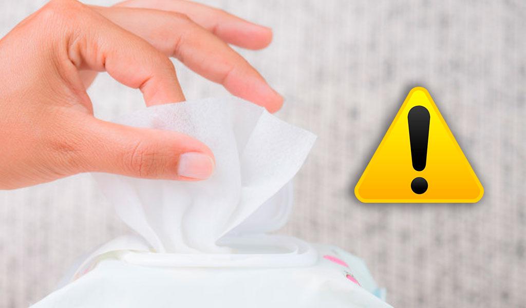¿Son peligrosas las toallitas contaminadas de Huggies?