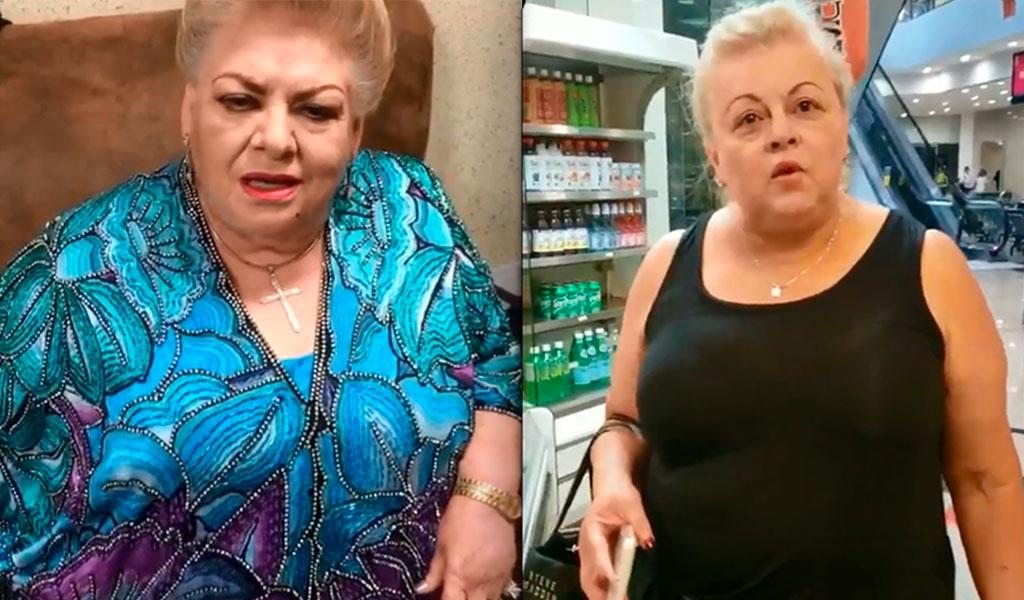 """""""No soy paraquita la del barrio"""", dice Paquita la del barrio"""