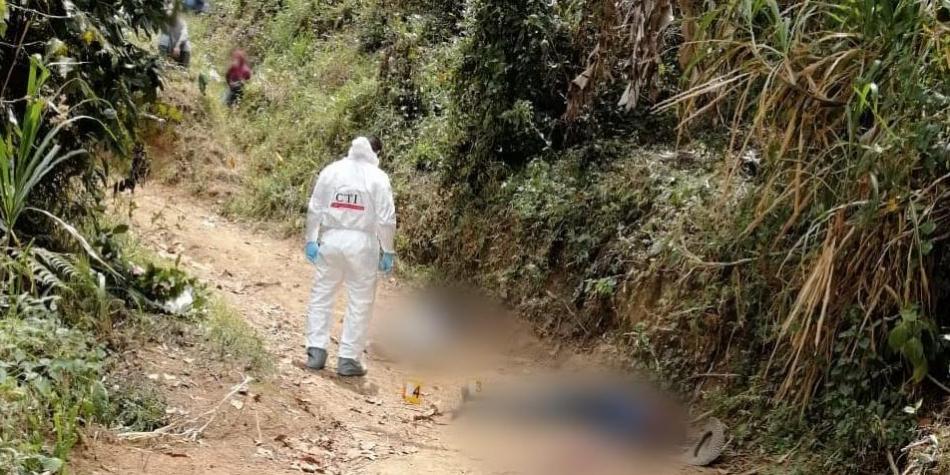 Asesinados tres líderes sociales en Antioquia